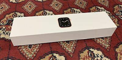 Empty Box Only For Apple Watch Series 5 40mm Gold Alum Pink