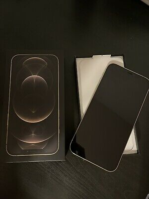 APPLE IPHONE 12 PRO MAX  AT-T  128GB  GOLD  Opened but Never Used