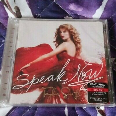 Speak Now Deluxe Edition by Taylor Swift