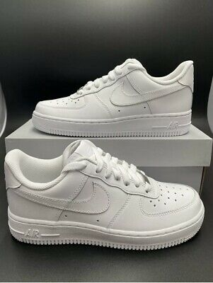 Nike Air Force 1 07 Low Triple Mens White CW2288-111 ALL SIZES New White