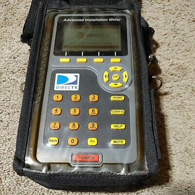 Advanced Installation Meter Direct TV AIM1-0 AIM01R1-12  New Charger