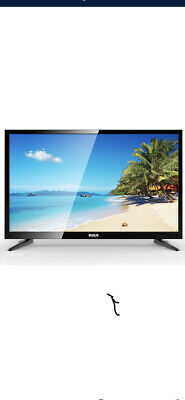 The RCA 19 Class HD 720P LED TV RT1970 features HD