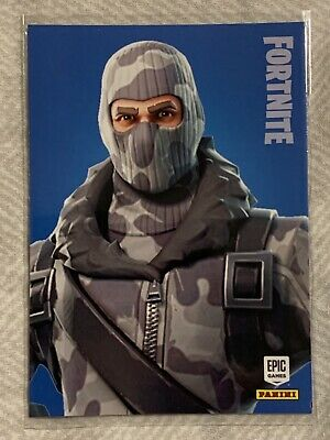 Fortnite Series 1 Havoc legendary outfit 269 2019 Panini Series 1 Epic Games