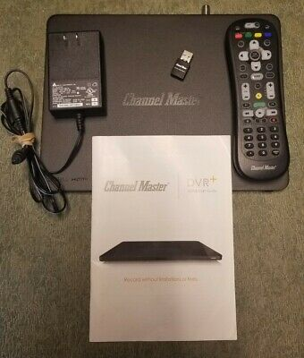 Channel Master CM7500TB1 DVR- - With remote power supply USB WIFI1TB built in