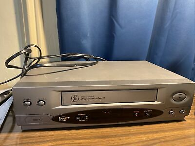 GE VG4054 VCR Player