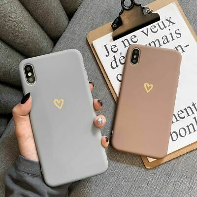 Heart Shaped Pattern Phone Cover Silicone Protective Case For Huawei P40 Pro P30