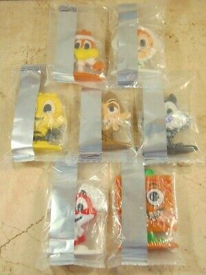 General Mills HALLOWEEN CEREAL SQUAD Figures Chocula FREE COMBINED SHIPPING