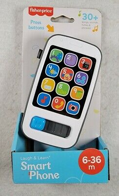 Fisher Price Laugh - Learn Smart Phone Musical Toy Game Baby Toddler Preschool