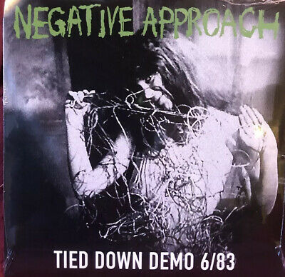 NEGATIVE APPROACH - Tied Down Demo 683 8 Song 7