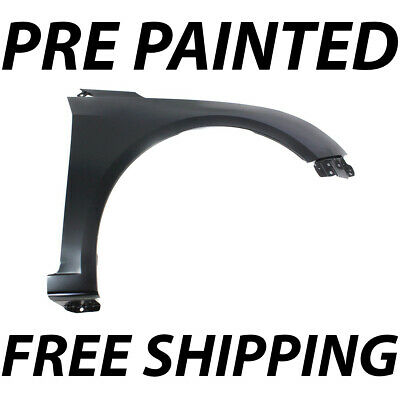 NEW Painted To Match- Passengers Front Right RH Fender for 2011-2015 Chevy Cruze