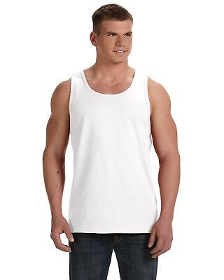 39TKR Fruit Of The Loom Tank Top Active 5 oz 100 Heavy Cotton HD Mens