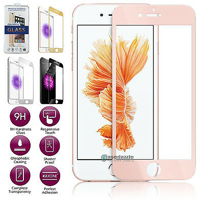 Full Coverage Premium Tempered Glass Screen Protector Film for iPhone 66S Plus