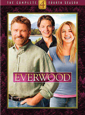 Everwood - The Complete Fourth Season  DVD 2011 5-Disc Set New free shipping
