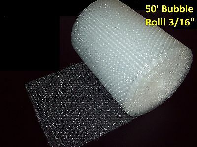 50 Foot Bubble Wrap® Roll 316 Small Bubbles 12 Wide Perforated Every 12