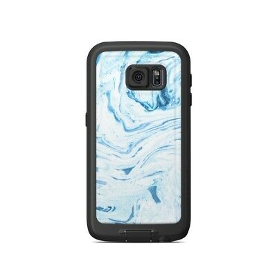 Skin for LifeProof Galaxy S6 FRE Case - Azul Marble - Sticker Decal