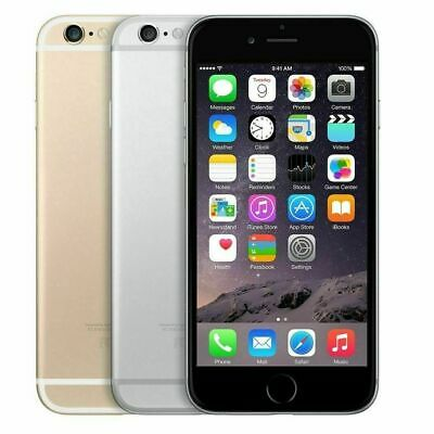Apple iPhone 6 4-7 16GB Factory GSM Unlocked AT-T  T-Mobile Smartphone
