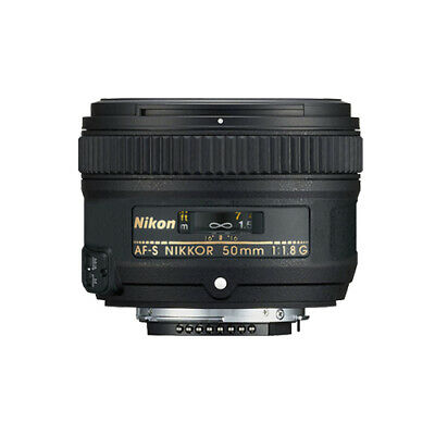 Nikon 50mm f1-8G AF-S NIKKOR Lens for Nikon Digital SLR Cameras