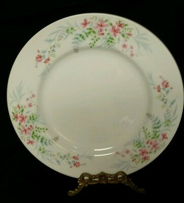 FERN ROSE  BY MIKASA FINE CHINA  SALAD PLATE 7 34 One Plate