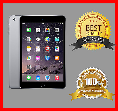 Apple iPad Mini 1 2 3 Digitizer Cracked Broken Screen Repair Service