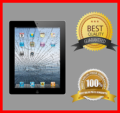 Apple iPad 3 Digitizer Cracked Broken Screen Repair Service