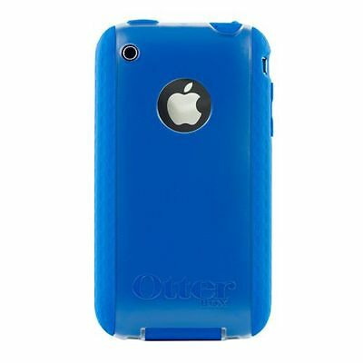 Otterbox Apple iPhone 3GS3G CommuterTL Case Dual-Layer Hybrid Blue Cover