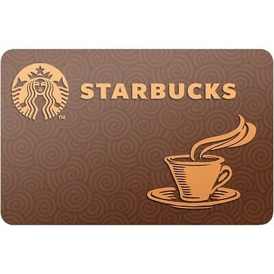 Starbucks 25 Gift Card for Only 23 Free Shipping Pre-Owned Gift Card