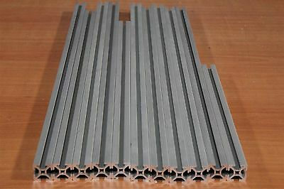 8020 Inc 1 x 1 Aluminum Extrusion 10 Series 1010-S Mini Lot MINI-4 11pc
