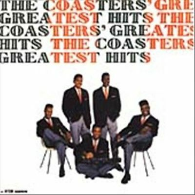 THE COASTERS - The Coasters Greatest Hits - CD  Brand New