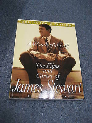 A wonderful life The film and career of James Stewart book  By Tony Thomas