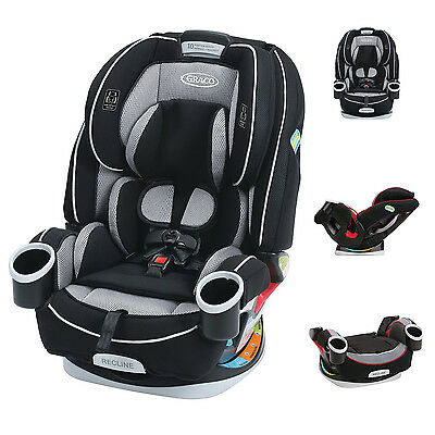 Baby Car Seat Graco All-in-1 Convertible Safety Toddler Booster Infant Kid Chair