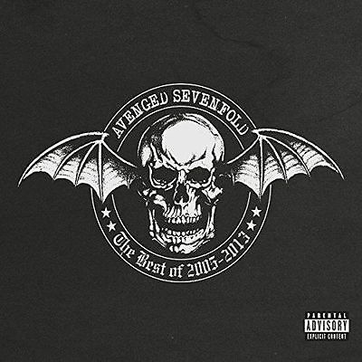The Best of 2005-2013 PA by Avenged Sevenfold CD Nov-2016 2 Discs-