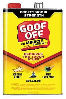 GOOF OFF FG657 Professional Strength Remover 1 gal-