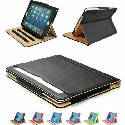 New Soft Leather Smart Case Cover SleepWake Stand for APPLE iPad 9-7 2017 5th