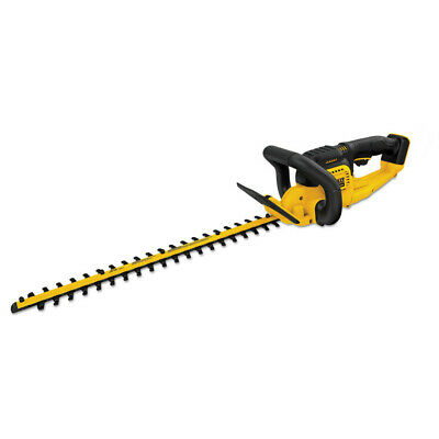Dewalt 20v Max Li-Ion 22 In- Hedge Trimmer Tool Only DCHT820B New