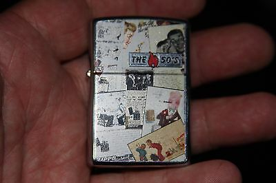 Vintage Zippo Lighter the 50s used in great condition with display box