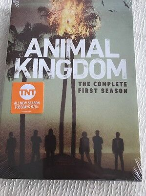 Animal Kingdom The Complete First Season DVD 2017 3-Disc Set
