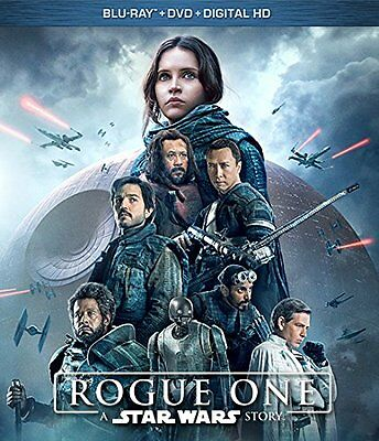 Rogue One A Star Wars Story Blu-ray FREE SHIPPING
