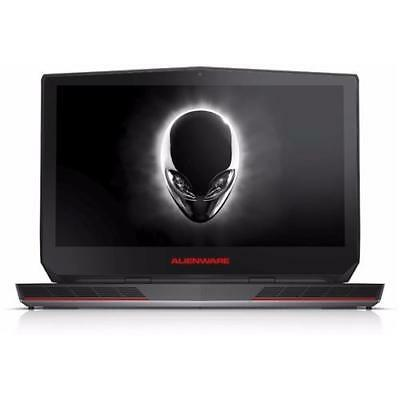 Dell Alienware R2 15-6 4K Touchscreen Quad Core Gaming Notebook Epic Silver