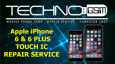 fits Apple iPhone 6 - 6 Plus Digitizer  Screen Touch Disease IC repair service