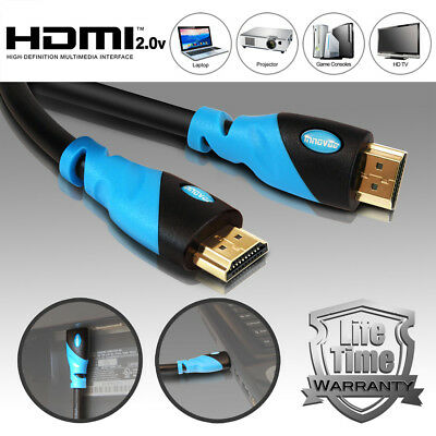 HDMI Cable INNOVAA Ultra High-Speed HDMI to HDMI 2-0v Cable
