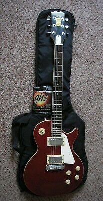 Hondo 737 Deluxe Series Vintage Electric Guitar Made in Korea 80s- Samick