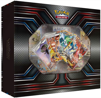 2017 Pokemon Premium Trainer XY Collection Box Set NEW SEALED IN HAND