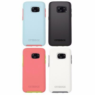 New Otterbox Symmetry Series Slim Phone Case For Samsung Galaxy S7