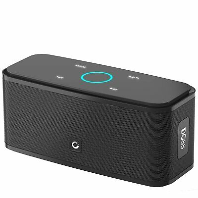 DOSS Touch Wireless Bluetooth V4-0 Portable Speaker with HD Sound and Bass