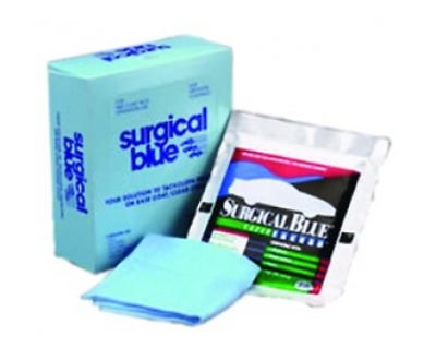 Datco 15801 Surgical Blue Super Tack Rag - 12pcs per box