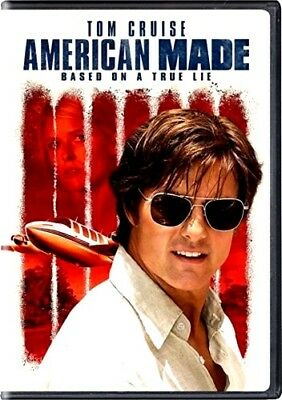 American Made DVD  2017NEW Action Comedy Crime PRE-ORDER SHIPS ON 011618