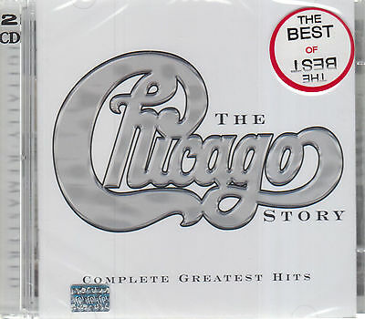 The Chicago Story The Complete Greatest Hits 2 Disc by Chicago NOW SHIPPING