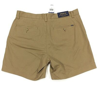 New Polo Ralph Lauren Chino Shorts ALL SIZES Classic Fit 6 Montana Khaki