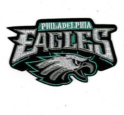 4-5 Philadelphia Eagles Iron on Patch Philly Football  free us shipping