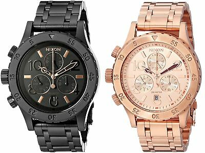 Nixon A404 Womans 38-20 Chronograph 38mm Watch - Choice of Color